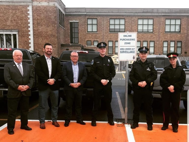 RNC safe exchange zone launch