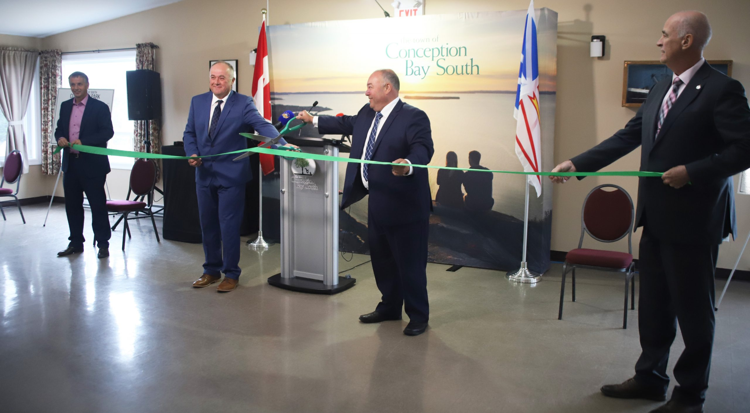 Conception Bay South receives funding towards its new Community Park