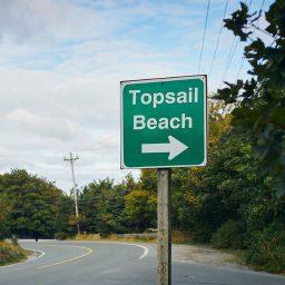 Topsail Beach Road Traffic Management