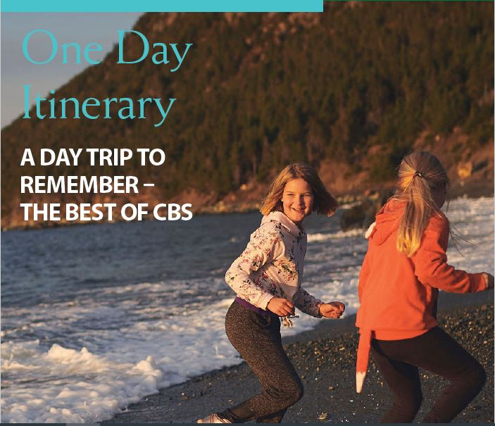 A Day Trip To Remember Itinerary